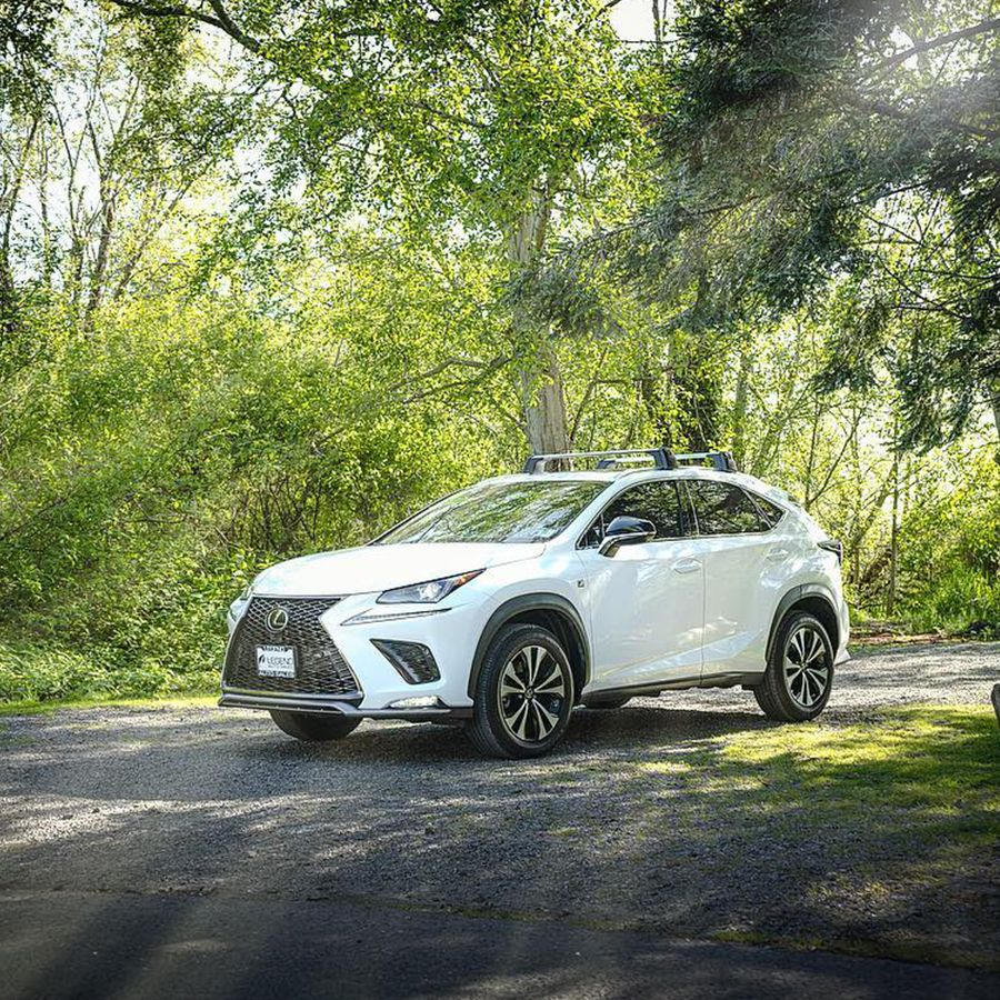 The 2018 Lexus NX 300 FSport comes with supportive sport
