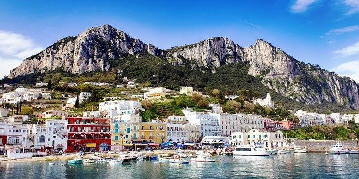 Capri, southern Italy, Italy, Europe