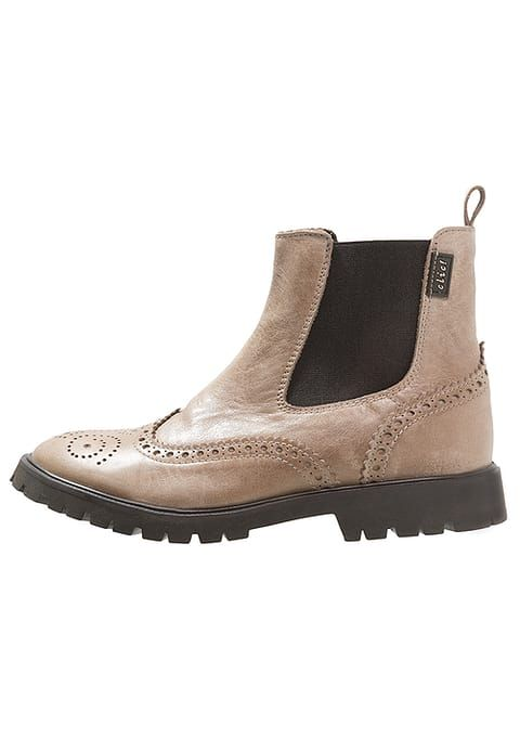 Clic Botki Brown Zalando Pl Chelsea Boots Boots Ankle Boot