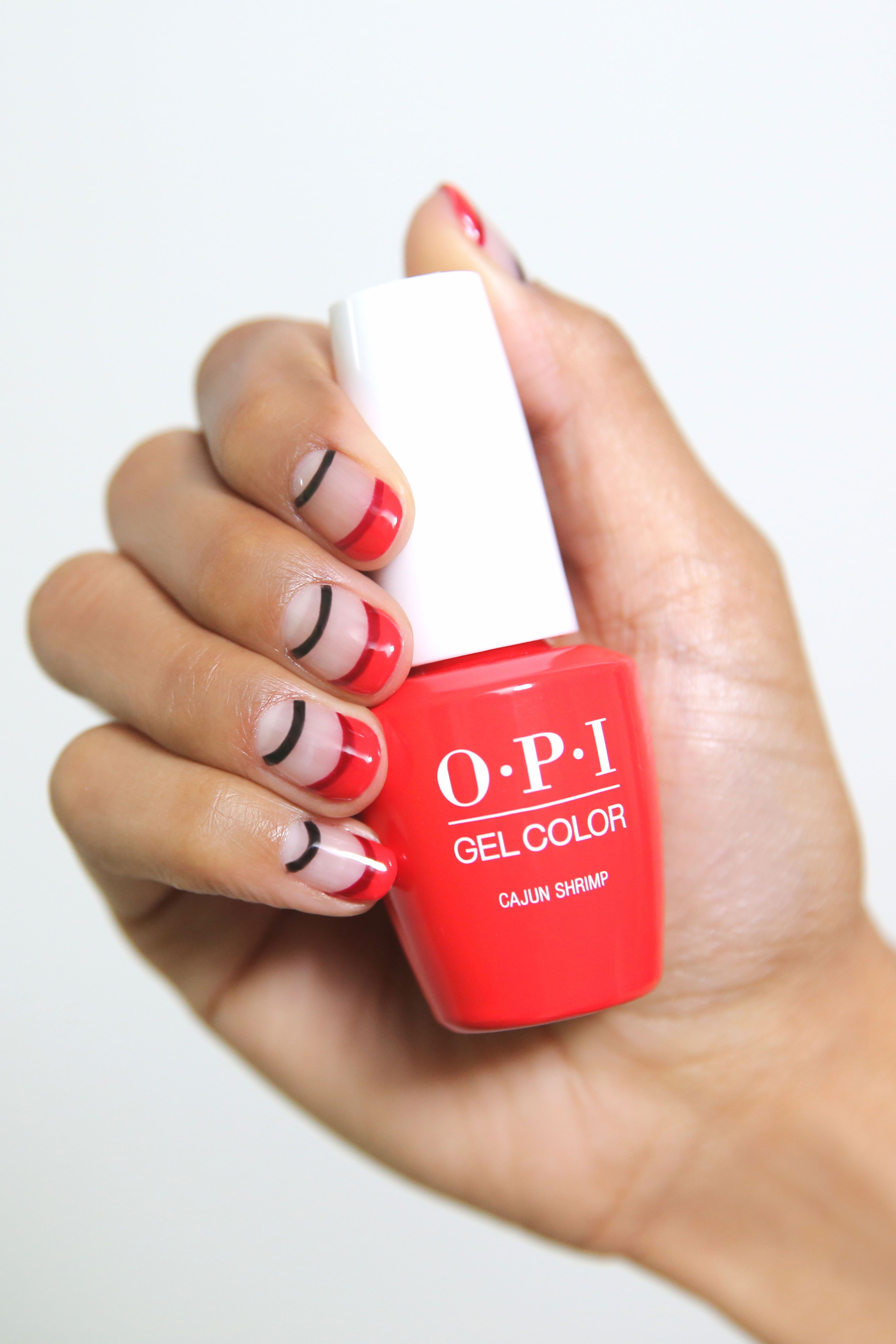 The fun part: OPI Nail Art using our new GelColor formula looks by ...