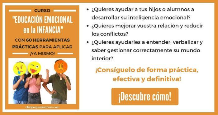 Banner Redirigir A Curso Práctico Educación Emocional En La Infancia Educacion Emocional Educacion Emocional Infantil Autoestima Para Niños
