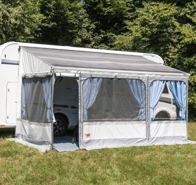 New style Privacy Room for Fiamma awnings with length from length 300 to 550 fitted to van conversions and motorhomes. The Fiamma Privacy Room is a complete ... & Fiamma Privacy (Safari) Room Enclosure | New Style for F45 Awnings ...