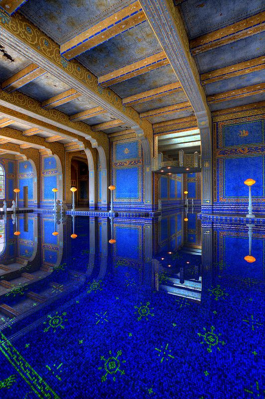 Roman Pool | by Michael Lawenko dela Paz