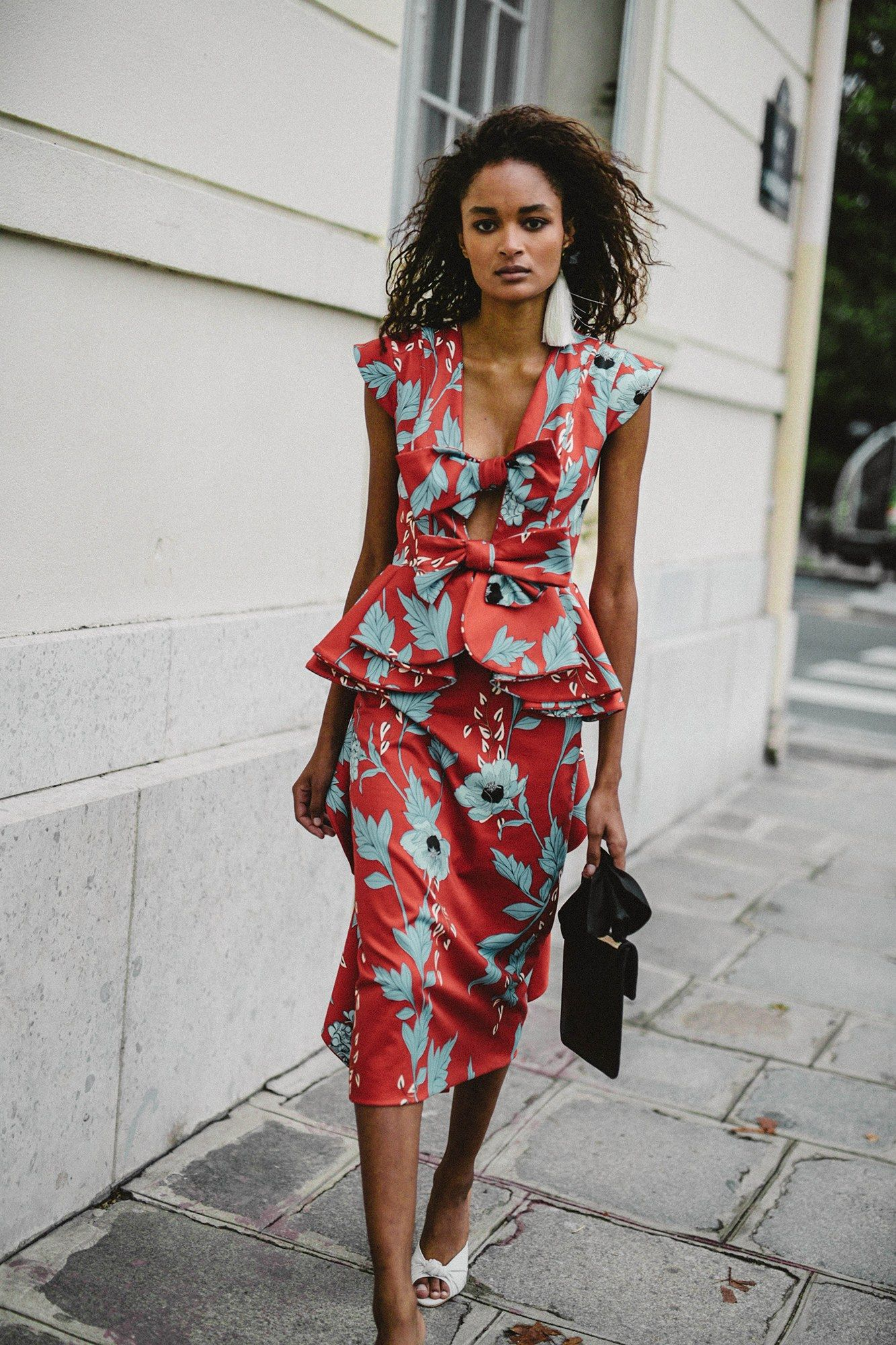 Johanna Ortiz Spring 2018 | Spring, Floral kimono and Kimonos