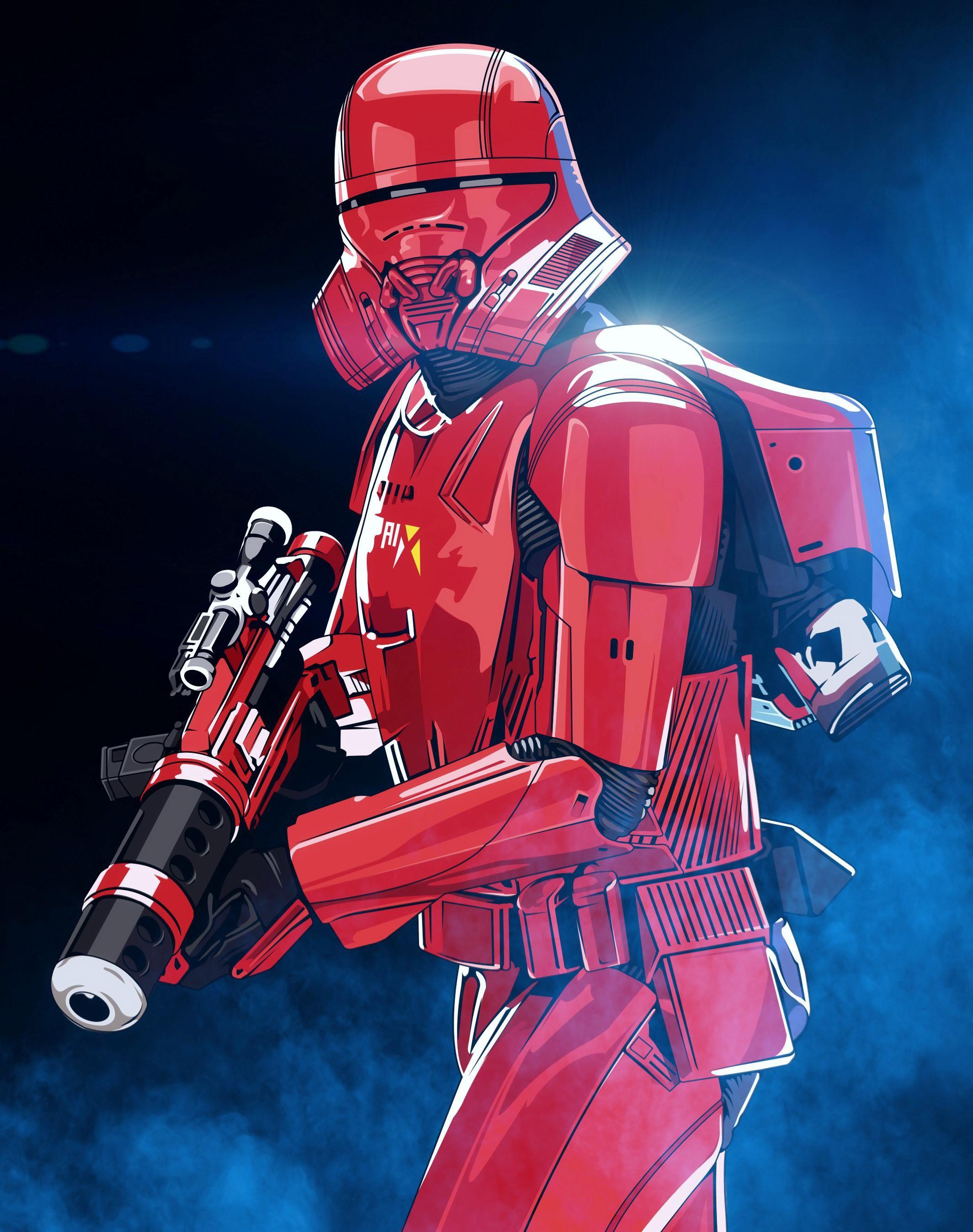 Just Finished Some Sith Jet Trooper Vector Art Hope You Like Https Ift Tt 32v0muy Star Wars Background Star Wars Wallpaper Star Wars Images