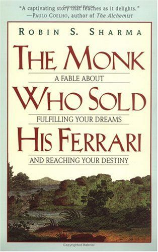 The Monk Who Sold His Ferrari Is A Book That Teaches You To Focus