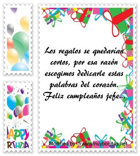 palabras de cumpleaños para mi jefe,saludos de cumpleaños para mi jefe,sms de cumpleaños para mi