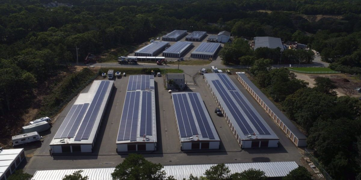 Solar required on new commercial buildings in