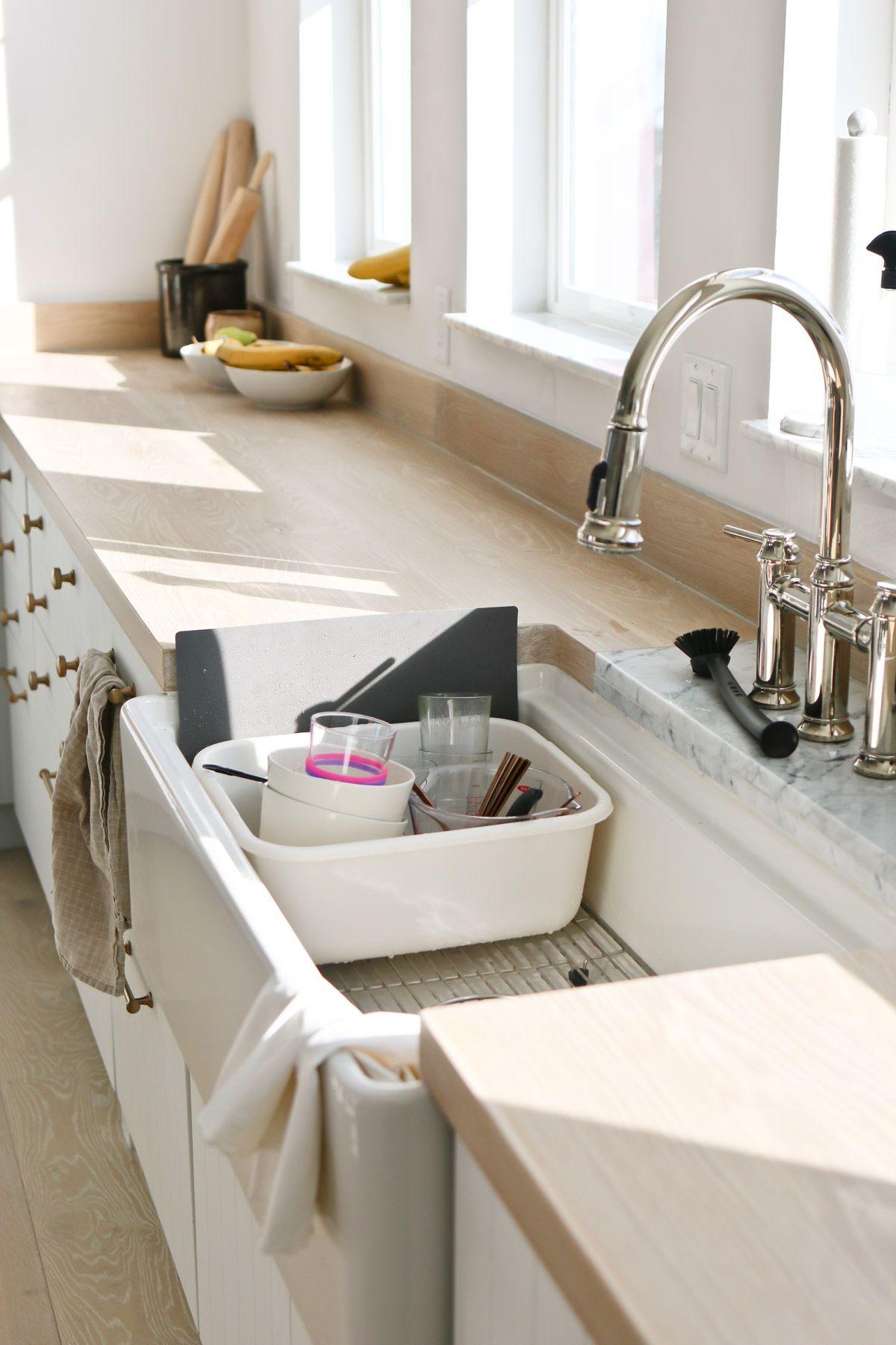 single basin kitchen sink
