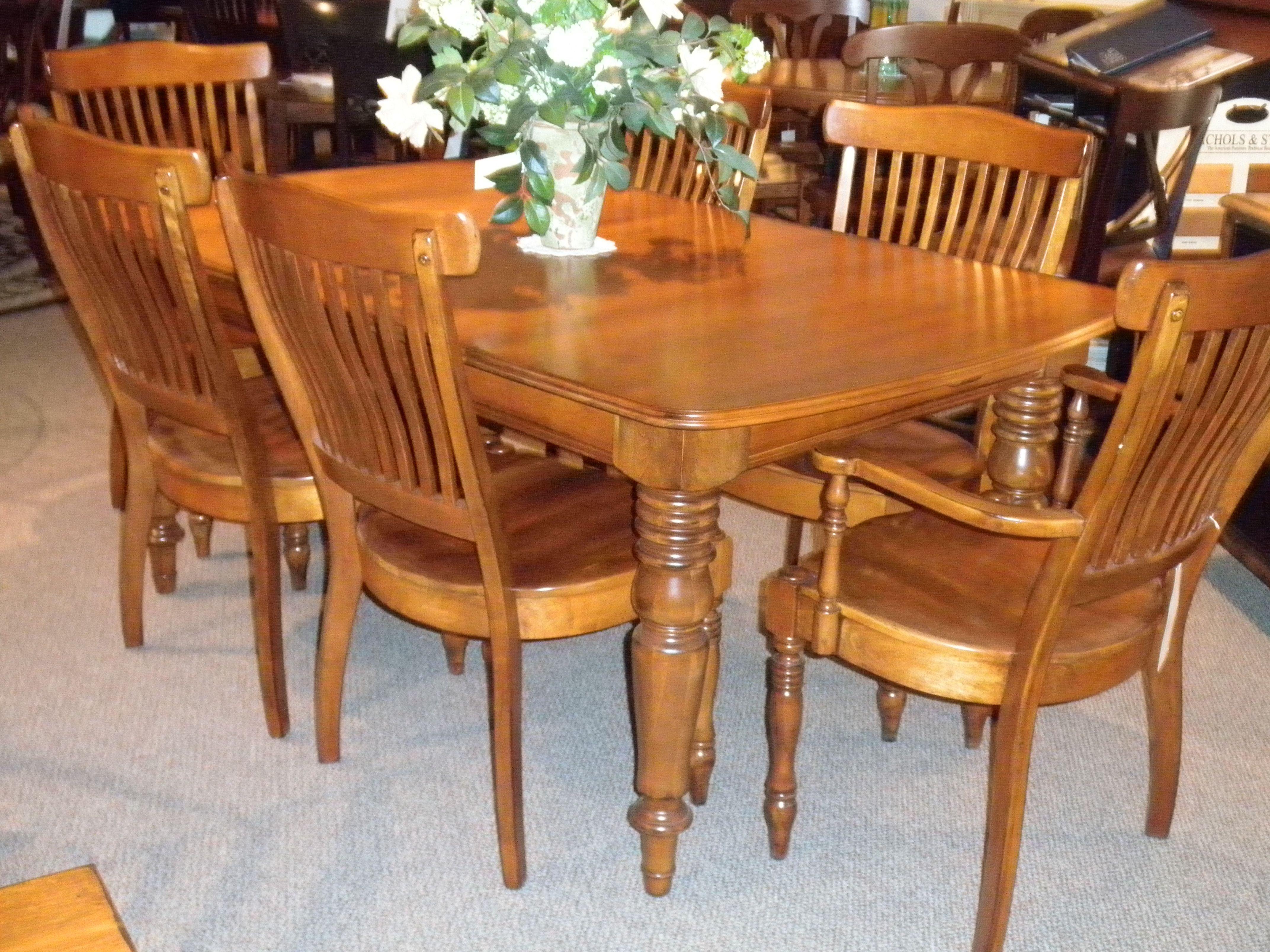 Nichols U0026 Stone St. George Dining Table