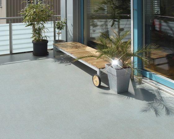 Kunstharz Bodenbelag Boden Fur Terrasse Balkon Beschichtung