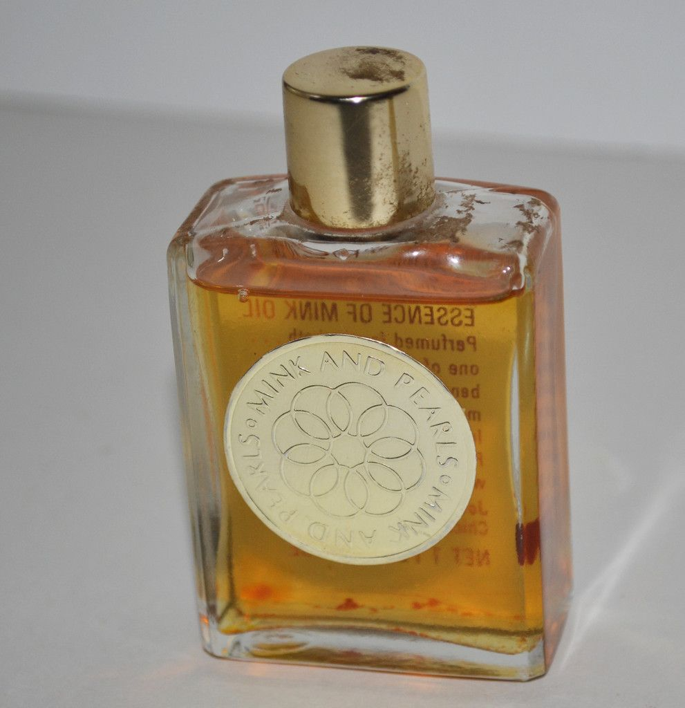 Vintage Perfumes and Colognes