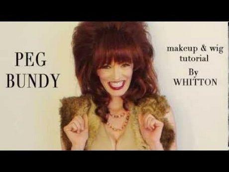 Peggy bundy hair tutorial
