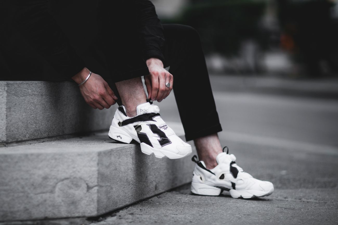 Classics Schuhe   Reebok Instapump Fury Overbranded