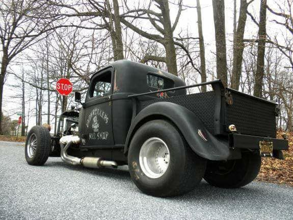 Pin By Cary Cowan On Rat Rods