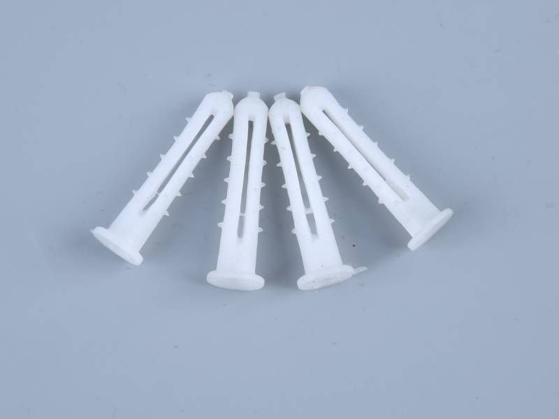 There Are Four Plastic Screw Sleeves Nails And Screws Cardboard Art Nails