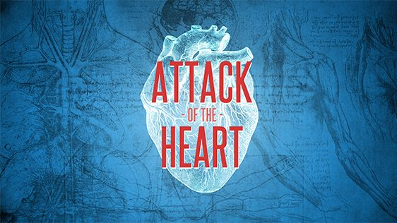 """Attack of the Heart Big Idea of the Series: """"Above all else, guard"""