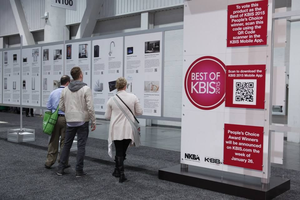 Best of KBIS wall