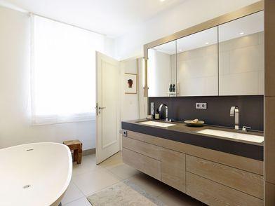 Doppelwaschtisch … Bad doppelwaschtisch, Badezimmer