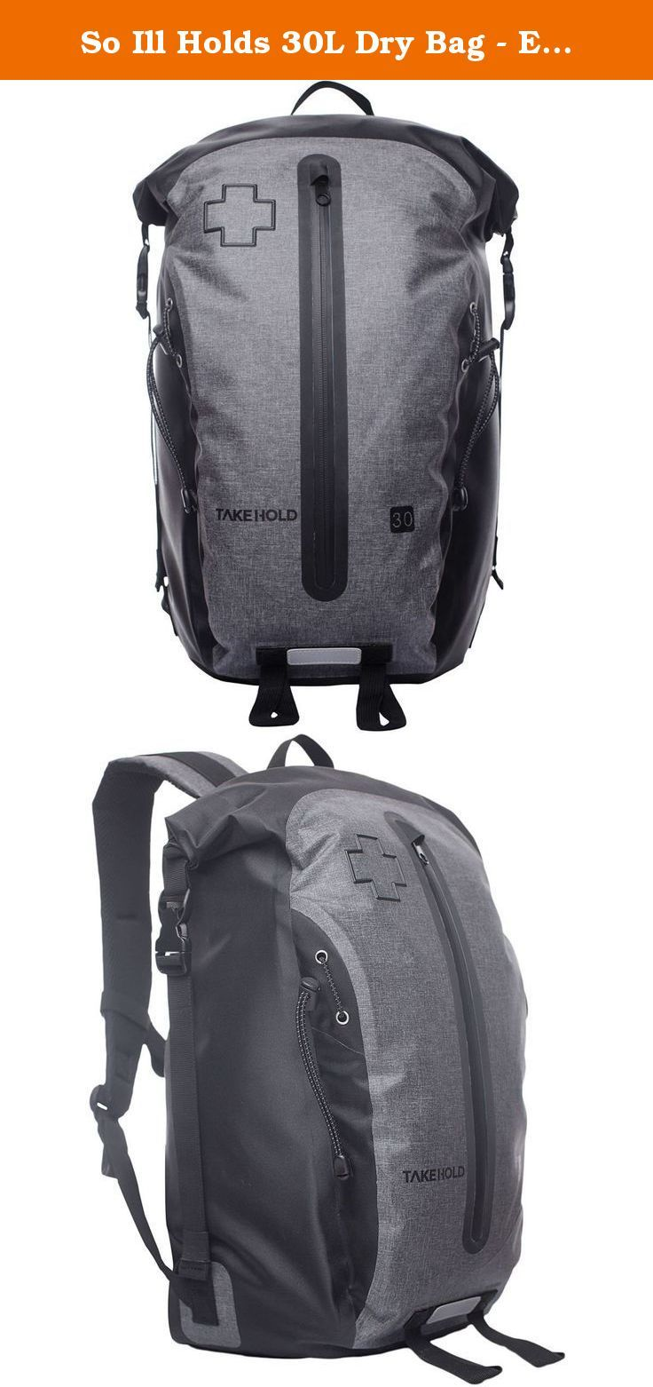 So Ill Holds 30L Dry Bag - Executive Series Black b1c7c6644c514