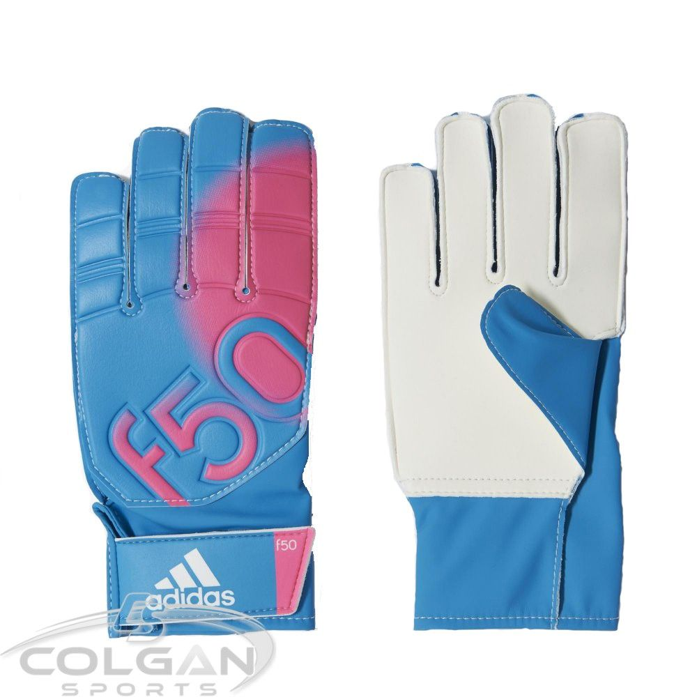Adidas f50 training gloves keep the ball out of your zone