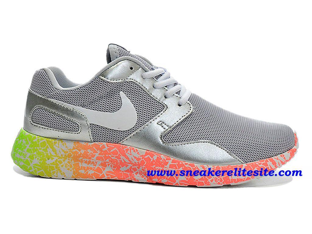 les ventes chaudes les clients d'abord vente discount Nike Kaishi Run Print GS -Chaussures De Running Pas Cher ...