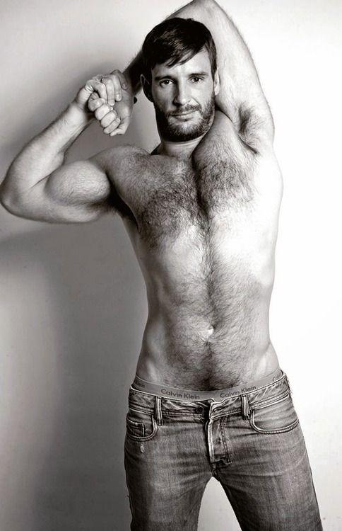 Hairy Male Celebrities