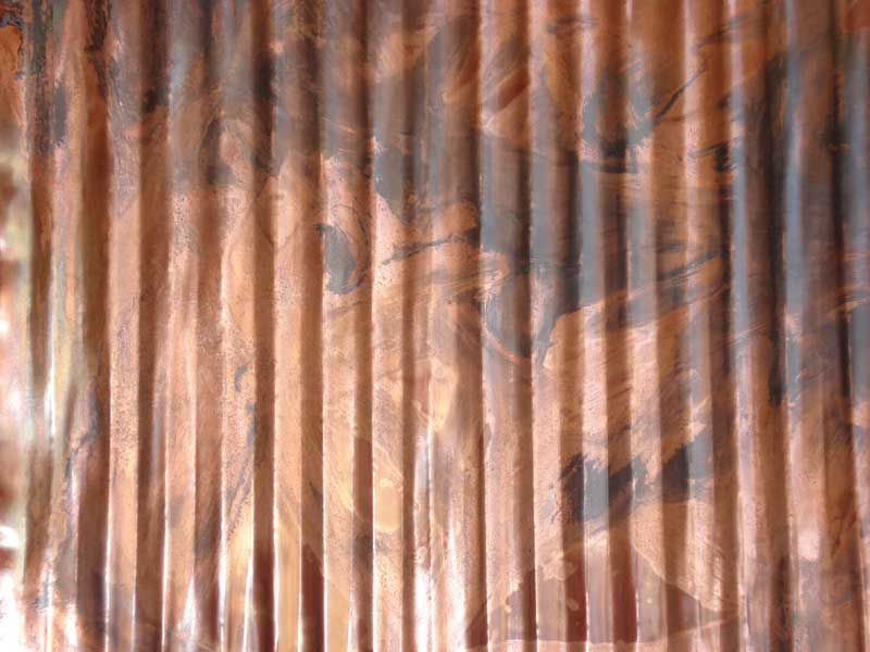 Best Copper Looking Corrugated Metal Google Search Bush 400 x 300