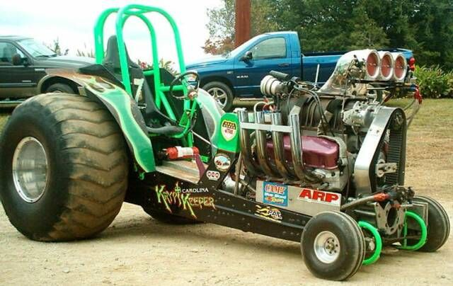 tractor pull tractor | Just Because | Tractor pulling, Truck