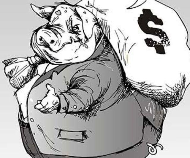 Periodismo Sin Censura Corrupción Politica Fotomontaje Gerardo