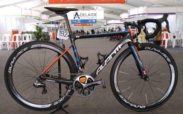 Unisa Australia S Avanti Corsa Sl Team Bike Road Bike Bike