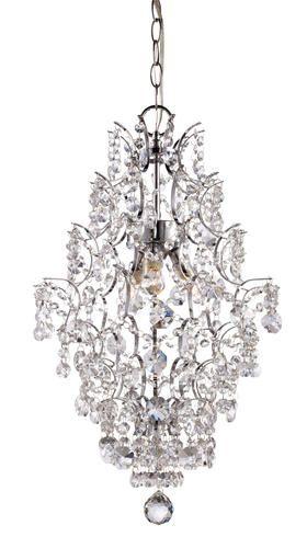 Patriot lighting elegant home kirsten 3 light crystal chandelier at patriot lighting elegant home kirsten 3 light crystal chandelier at menards aloadofball Images