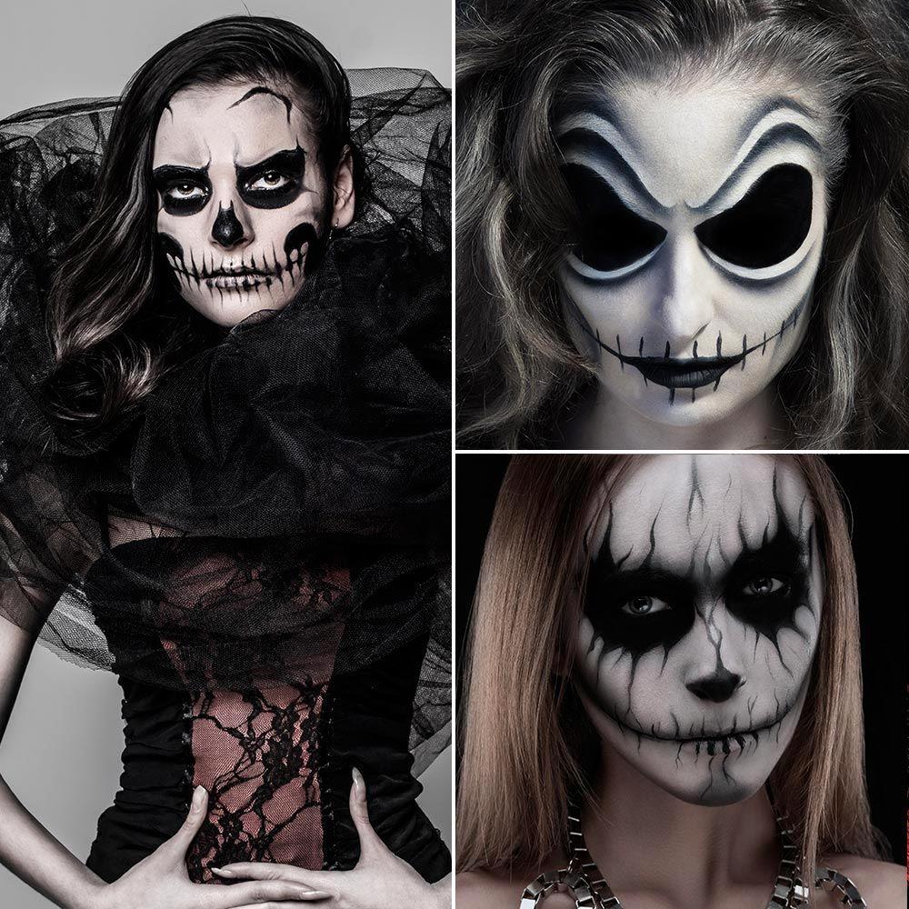 Trucchi Di Halloween Spaventosi.Trucchi Halloween Spaventosi 100 Idee Sconvolgenti Photo