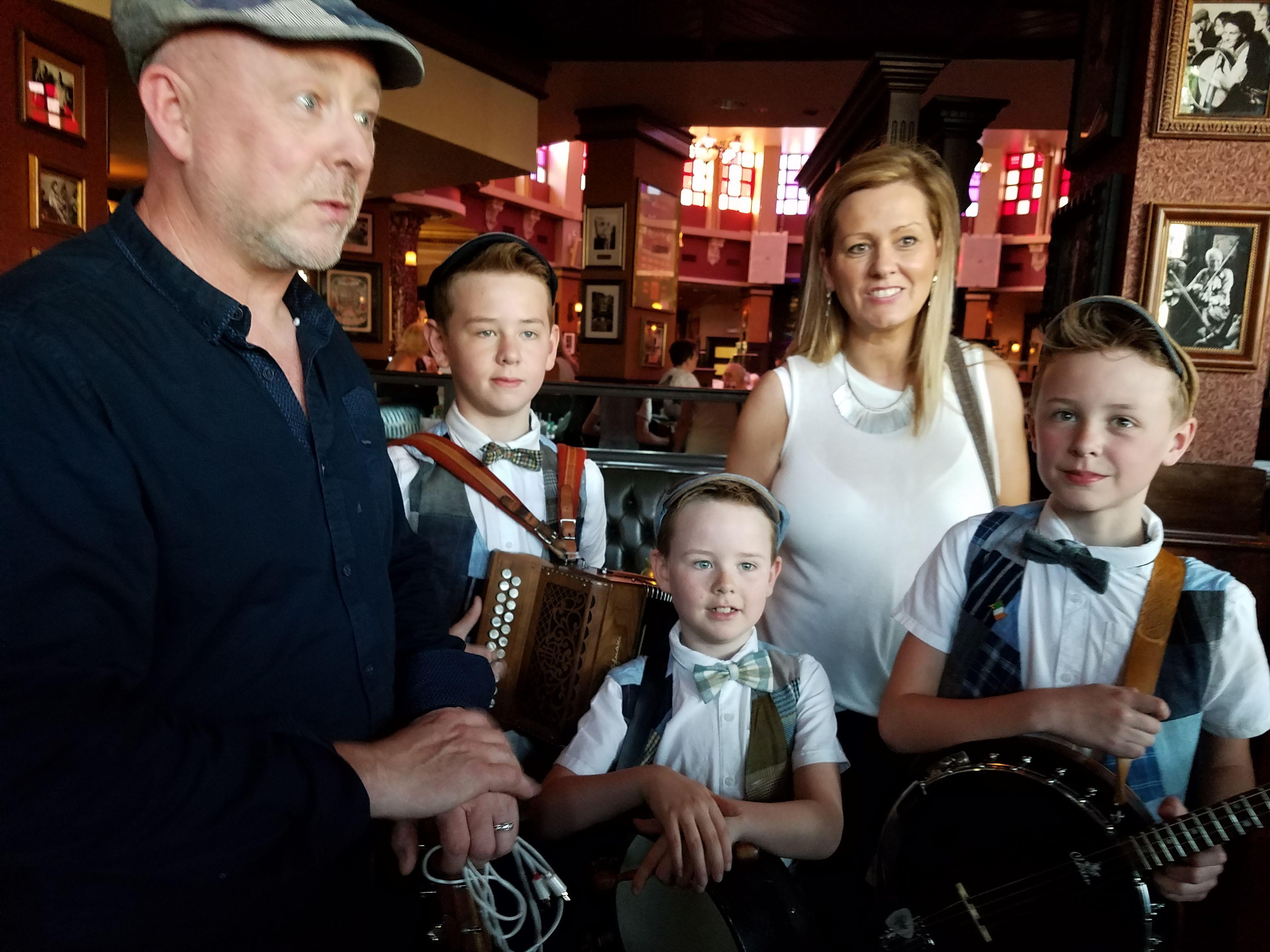 Raglan Road St Patrick's Day
