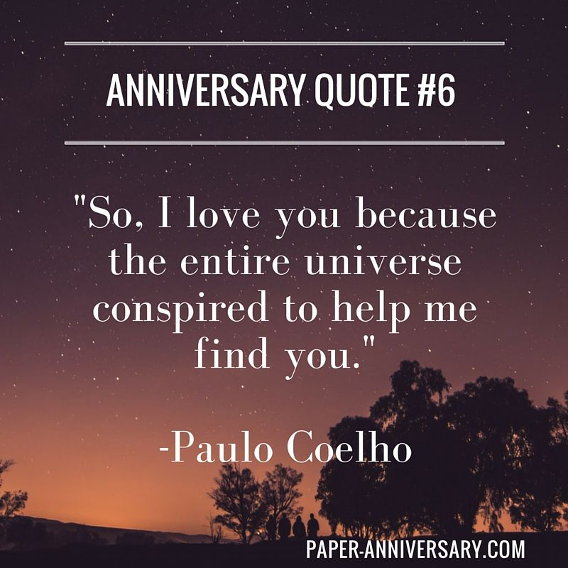 Perfect Anniversary Quotes For Him Paper Anniversary By Anna V