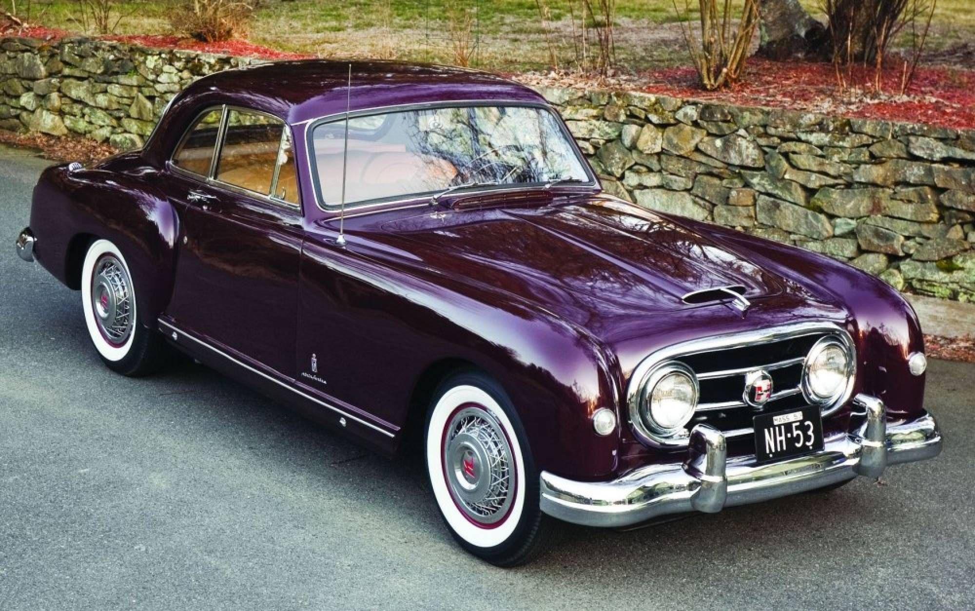 Saved from Pinterest: 1953 Nash-Healey | http://tatjanaalic14 ...