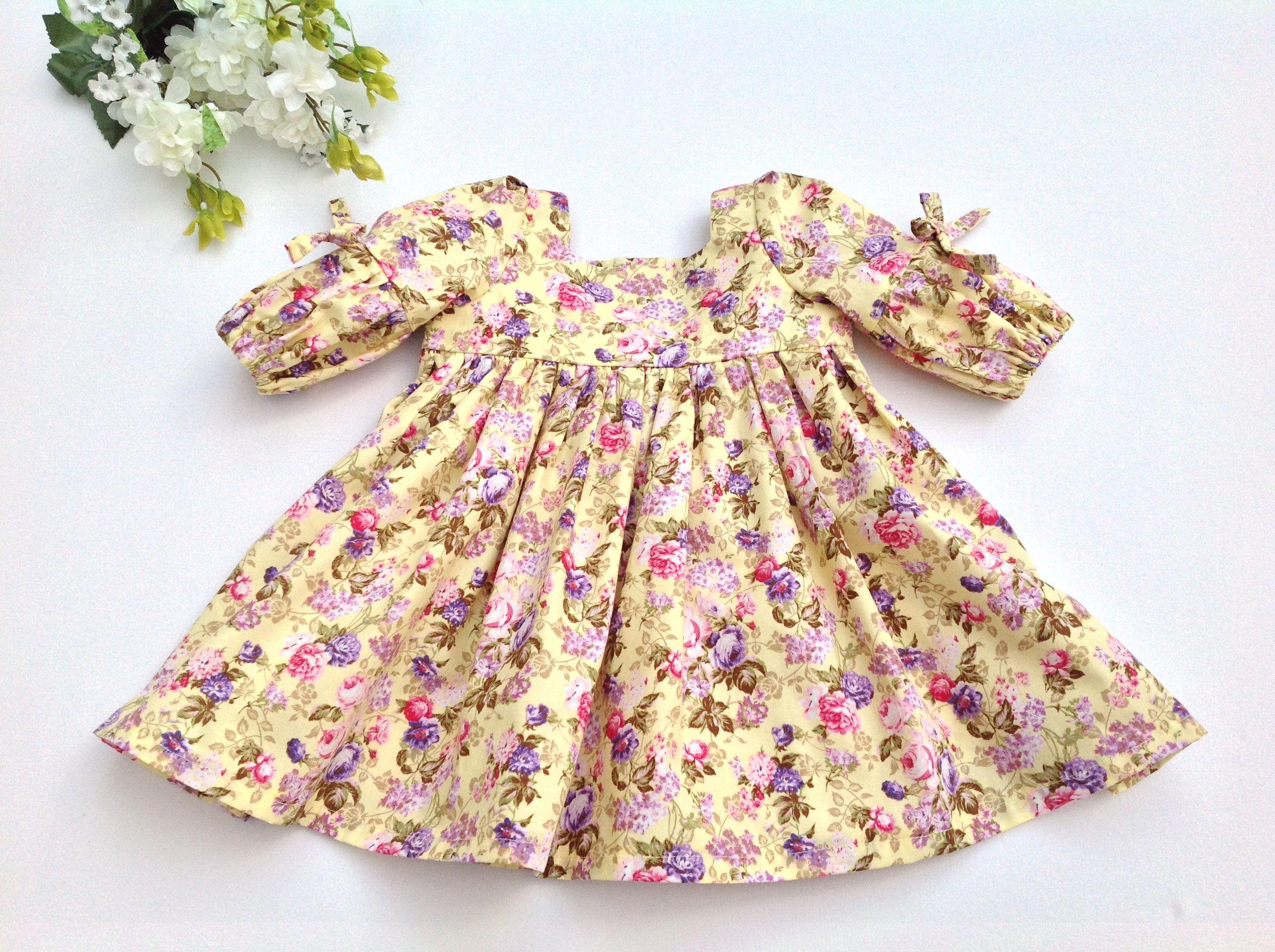 Vintage Girls Dress  Audrey   Vintage Girl  67  Handmade Vintage  Vintage Handmade  Girl  Girls  Easter