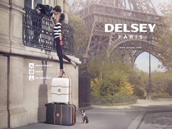 Toolbox Productions Paris Issue 502 Showcase Nov 2014 Magazine Production Paradise Delsey Delsey Luggage Delsey Luggage Chatelet