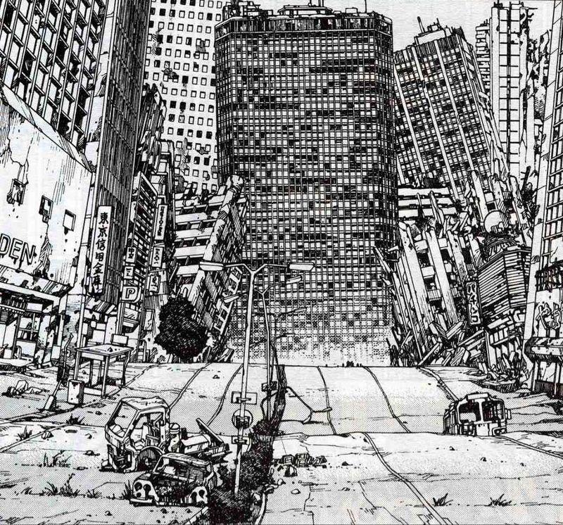 Akira - Et si... Bède le Vénérable avait lu Akira Toriyama