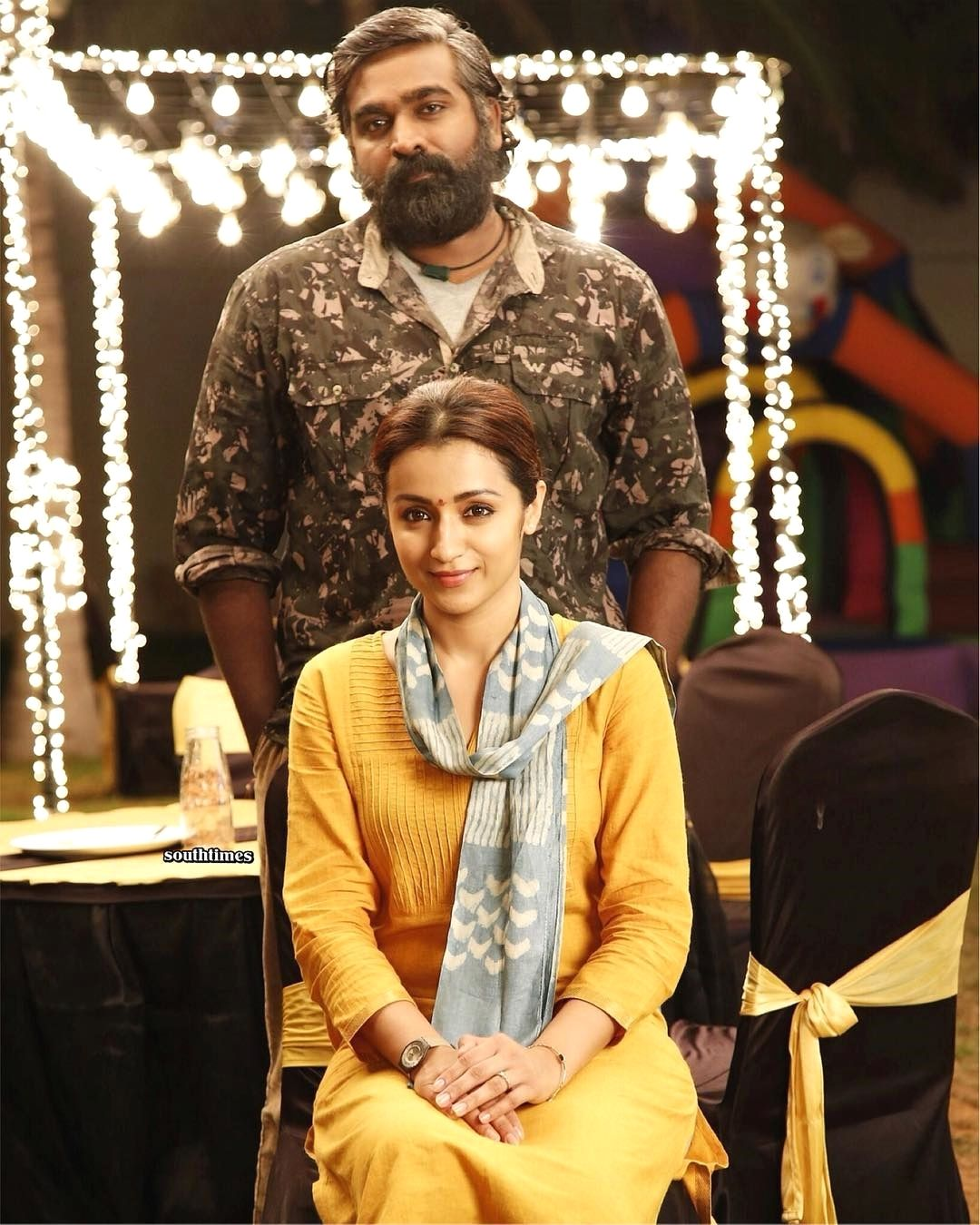 0125487fa21 Thoughts on 96 (no spoilers) :96 directed by Premkumar opens with the very  beautifully shot,Life of Ram song which brought us into Ram's(Vijay  Sethupathi) ...