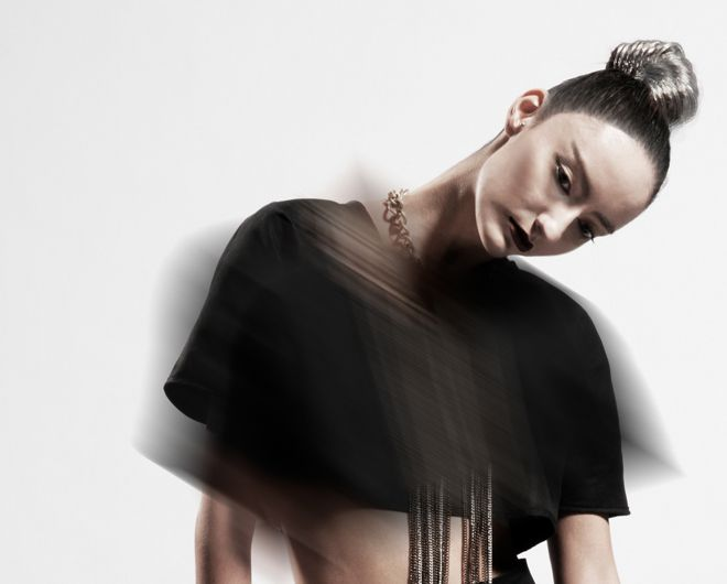 Renata and Jonathan: Out of the Darkness | Fashion Stylist Darwina Slioa Interview