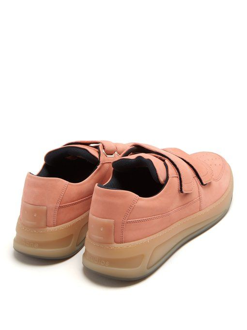 Pete low-top leather trainers Acne Studios FCtf5