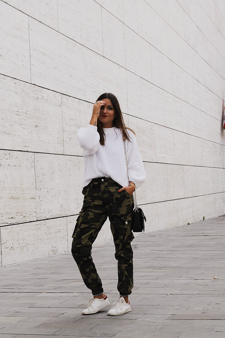 Fashion Shoes on Udklædning Outfits, Camo pants outfit