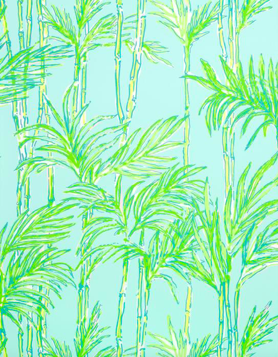 Wallpaper Wednesday Lilly Pulitzer for Lee Jofa Lily