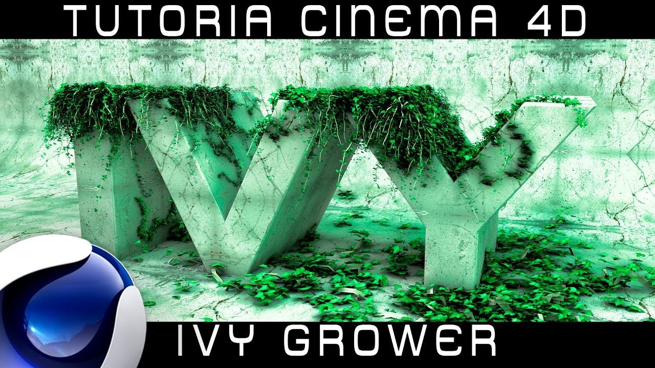 Ivy grower plugin для cinema 4d скачать