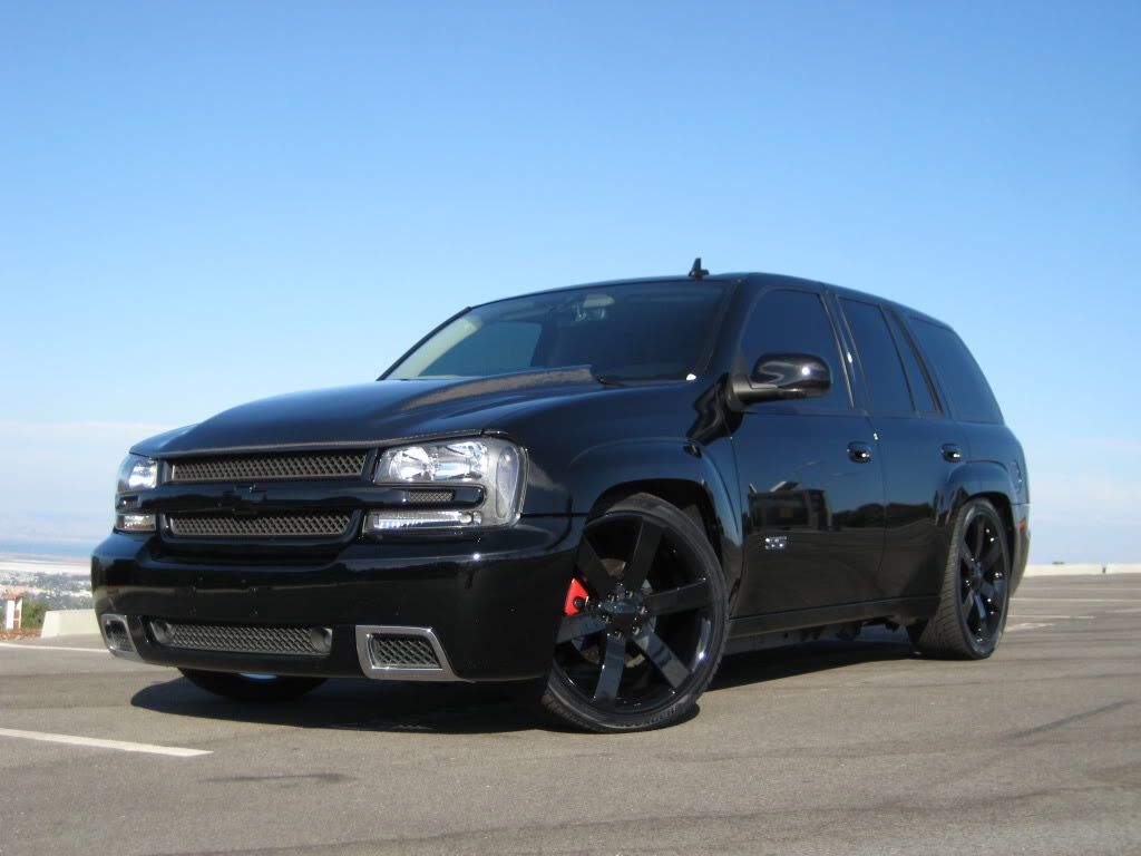Chevy Trailblazer | CHEVY TRAILBLAZER | Pinterest | Chevy trailblazer