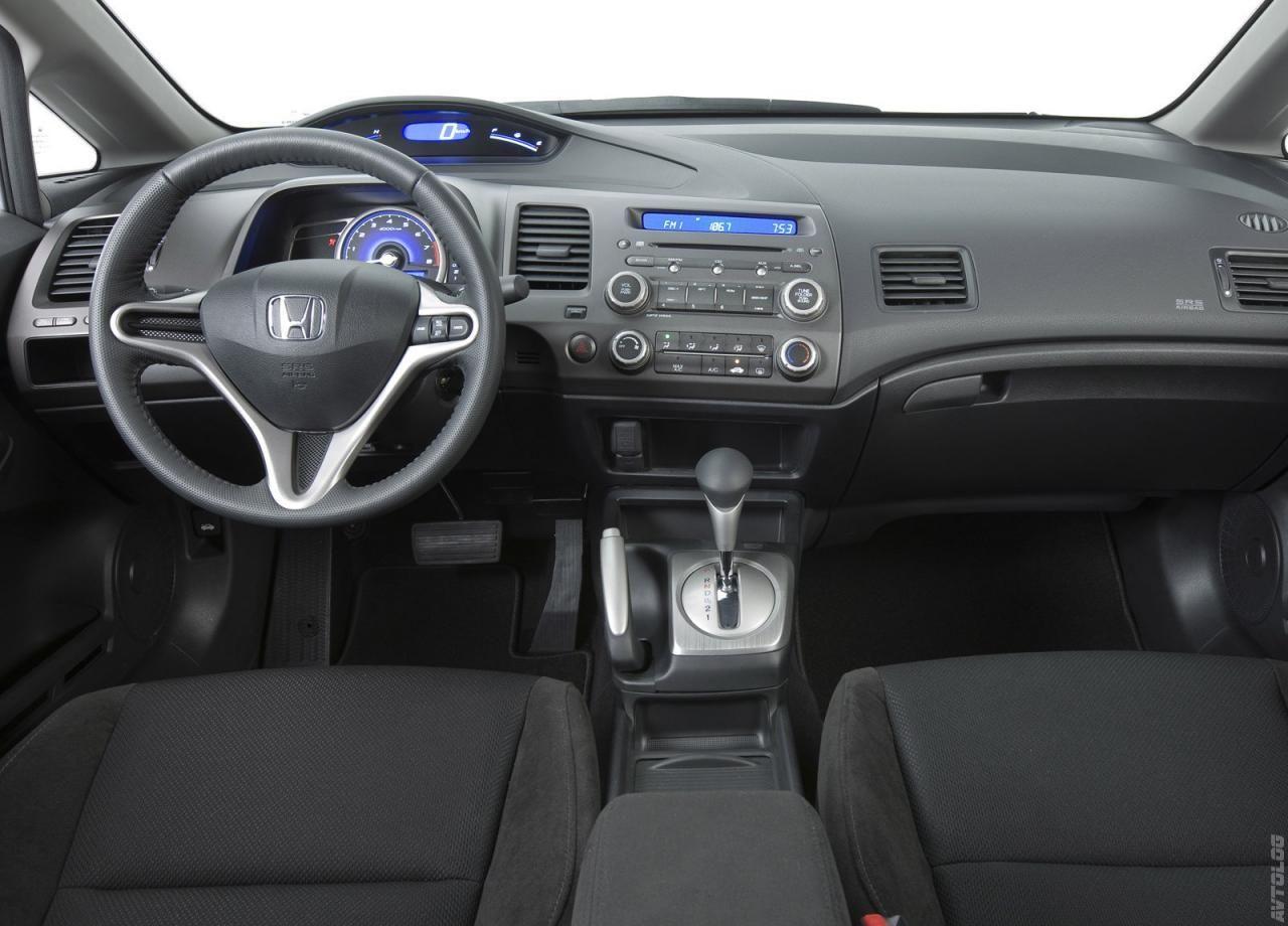Katalog 2009 Honda Civic Sedan Honda Civic Civic Sedan Honda Civic Sedan