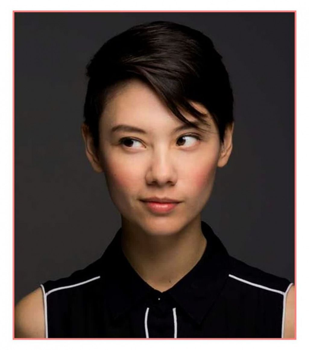 Image result for short hairstyles on asian women hair pinterest