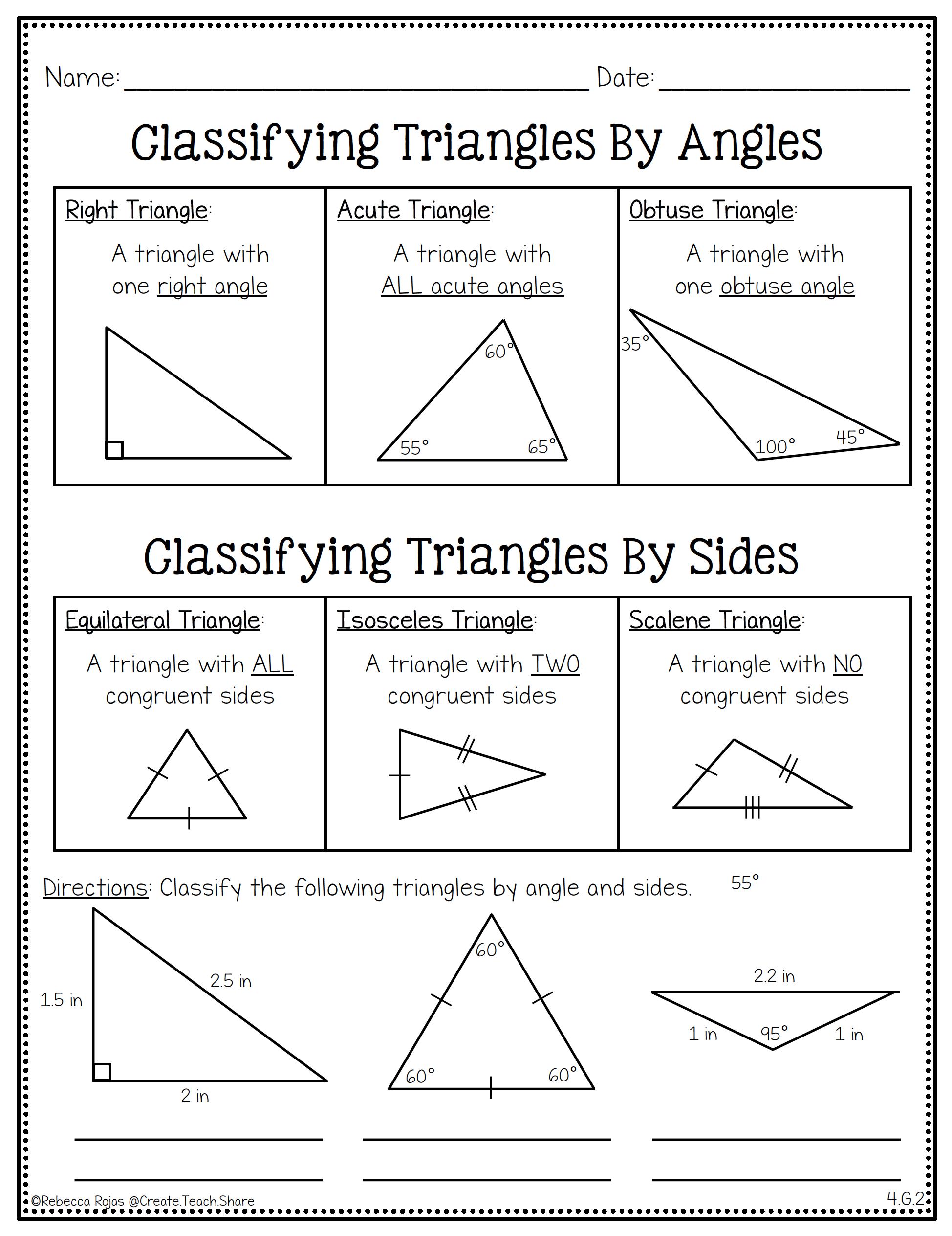 Measurement Geometry Printables Ccss Aligned Geometry Worksheets Geometry Printables Studying Math [ 2528 x 1948 Pixel ]