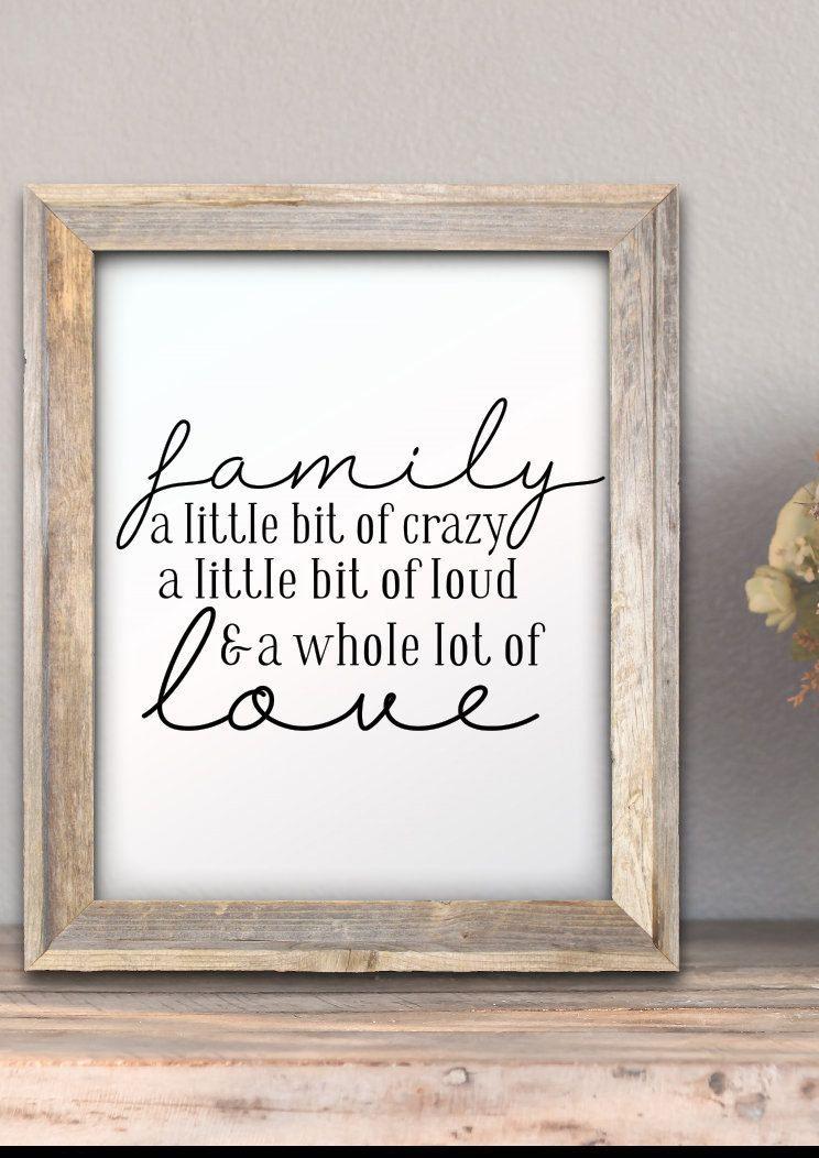 Download Family svg love svg a little bit of crazy a little bit of ...